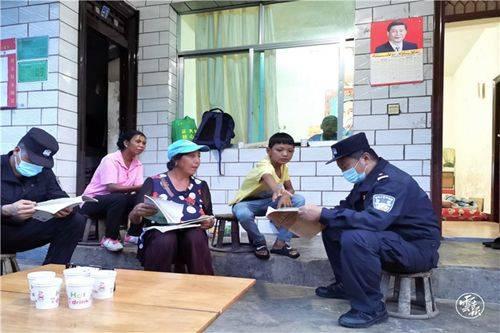 """中秋节,我的警察""""爸爸""""来看我"""